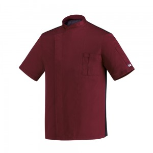 Bluza kucharska OTTAVIO MM BORDEAUX