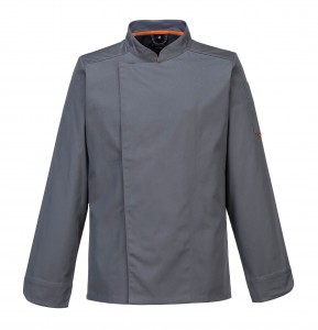 Bluza kucharska MeshAir Pro slate grey