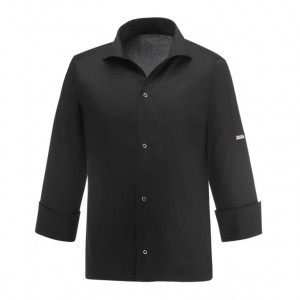 Bluza kucharska VIP BLACK