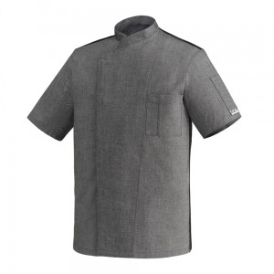 Bluza kucharska OTTAVIO MM GREY MIX